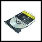 Lenovo Slim DVD Burner II Internal Black optical disc drive