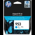 HP F6U12AE (953) Ink cartridge cyan, 700 pages, 10ml
