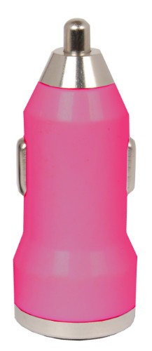 Urban Factory Car Charger 1x USB, Pink