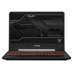 "ASUS TUF Gaming FX505GM-ES013T Black Notebook 39.6 cm (15.6"") 1920 x 1080 pixels 2.2 GHz 8th gen Intel® Core™ i7 i7-8750H"