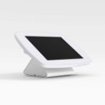 Bouncepad Flip   Samsung Galaxy Tab S2 9.7 (2015)   White   Covered Front Camera and Home Button  