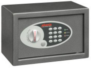 Phoenix Safe Co. SS0801E safe Black, Grey Steel