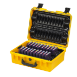 Imation DataGuard Transport & Storage Case Yellow