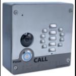 CyberData Systems SIP h.264 video intercom system Gray