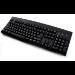 Accuratus KYBAC260UP-BKJP keyboard USB + PS/2 QWERTY Japanese Black