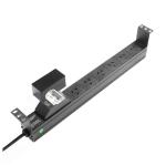 Power Shield RPR-6HMCB Power Distribution Unit Unmanaged 6 Way PDU with Australian Sockets - horizontal
