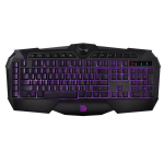 Thermaltake CHALLENGER Prime keyboard USB QWERTY English Black