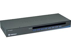 Trendnet 16-Port USB/PS/2 Rack Mount KVM Switch TK-1603R