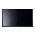 "AG Neovo TX-42 42"" 1920 x 1080pixels Black touch screen monitor"