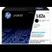 HP LaserJet Оригінальний картридж із чорним тонером 147A Original Negro 1 pieza(s)