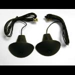 Spracht CP-2016-007 Wired Black Microphone