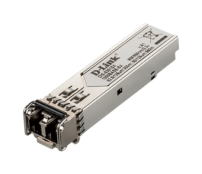 D-Link DIS‑S301SX network transceiver module Fiber optic 1000 Mbit/s mini-GBIC