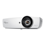 Optoma EH470 Desktop projector 5000ANSI lumens DLP 1080p (1920x1080) 3D White data projector