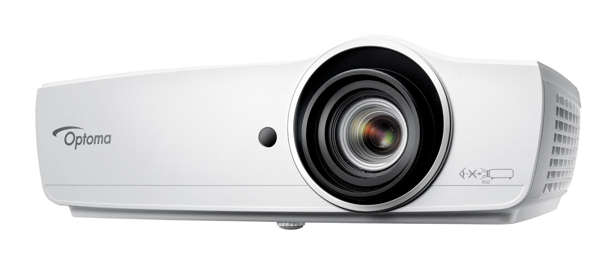 Optoma EH470 beamer/projector 5000 ANSI lumens DLP 1080p (1920x1080) 3D Desktopprojector Wit
