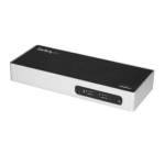 StarTech.com USB 3.0 Dual-Monitor Docking Station - HDMI and DVI / VGA