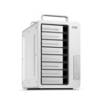 TerraMaster F8-421 Ethernet LAN Desktop Aluminium NAS