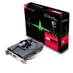 Sapphire 11268-15-20G graphics card Radeon RX 550 4 GB GDDR5