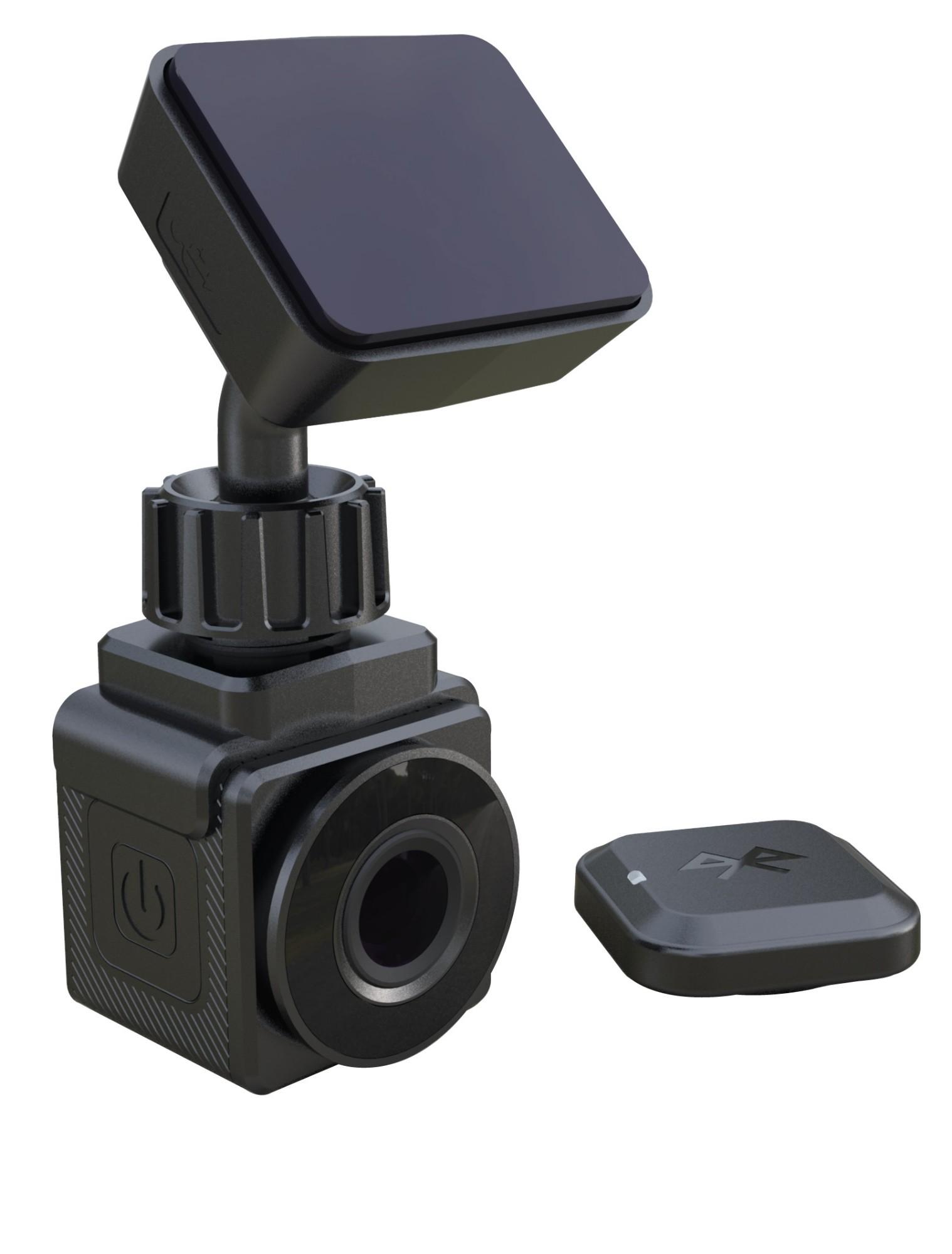 VisionTrack VTGo+ - 1080p DashCam Black
