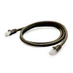 "AddOn Networks 7ft, Cat6 networking cable 83.9"" (2.13 m) U/UTP (UTP) Black"