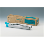 Brother TN-11C Toner cyan, 6K pages @ 5% coverage