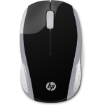 HP 200 mouse RF Wireless 1000 DPI Ambidextrous