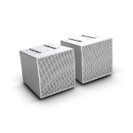 LD Systems LDCURV500S2W White loudspeaker
