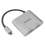 Targus ACA947EU interface hub USB 3.2 Gen 1 (3.1 Gen 1) Type-C Silver