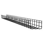 Tripp Lite SRWB6410STR10 cable tray Straight cable tray Black