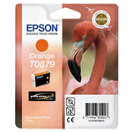 Epson C13T08794010 (T0879) orange, 1.22K pages, 11ml