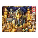 EDUCA Egypt: Treasures of Egypt 1000pcs Jigsaw Puzzle (16751)