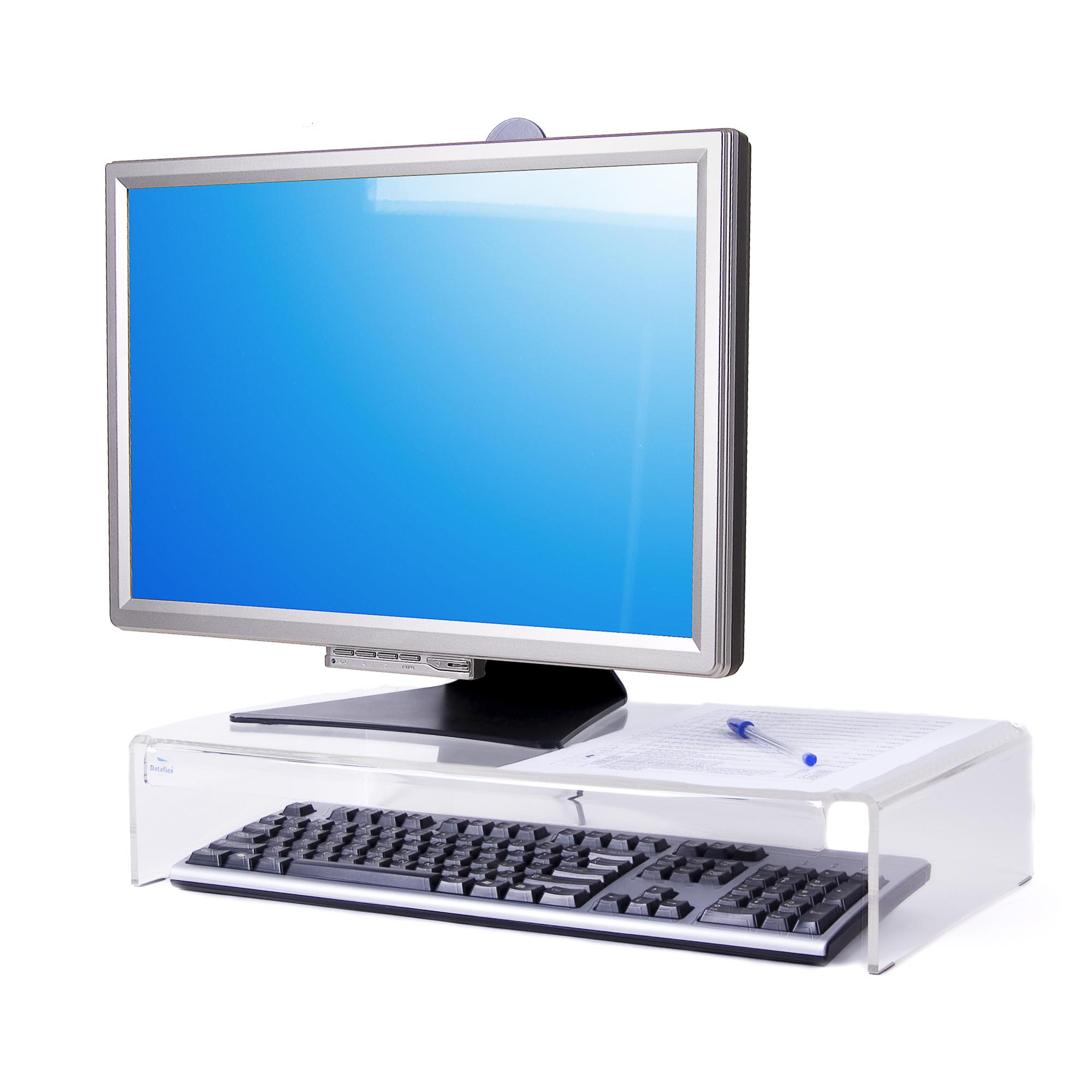 Dataflex Addit monitorverhoger 900