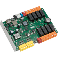 Axis A9188 Relay channel I/O module