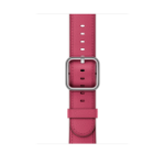 Apple MQV22ZM/A Band Fucsia Leather
