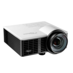 Optoma ML750ST data projector 800 ANSI lumens DLP WXGA (1280x720) 3D Portable projector Black,White