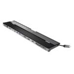 j5 create JCD543 interface hub USB 3.2 Gen 1 (3.1 Gen 1) Type-C 1000 Mbit/s Black