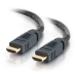 "C2G 50ft Pro Series Plenum HDMI HDMI cable 600"" (15.2 m) HDMI Type A (Standard) Black"