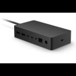 Microsoft Surface Dock 2 dockingstation voor mobiel apparaat Tablet Zwart