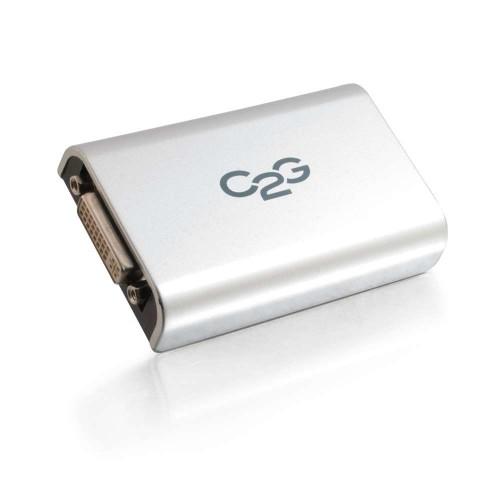 C2G USB/DVI interface cards/adapter DVI-I