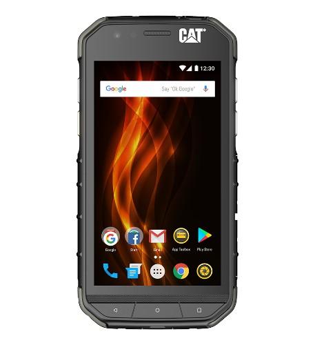 "CAT S31 11.9 cm (4.7"") 2 GB 16 GB Dual SIM Black 4000 mAh"