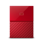 Western Digital My Passport Externe Festplatte 1000 GB Rot