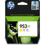 HP F6U18AE (953XL) Ink cartridge yellow, 1.6K pages, 20ml