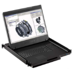 "Austin Hughes Electronics Ltd W119E_EU 19"" 1440 x 900pixels Black rack console"