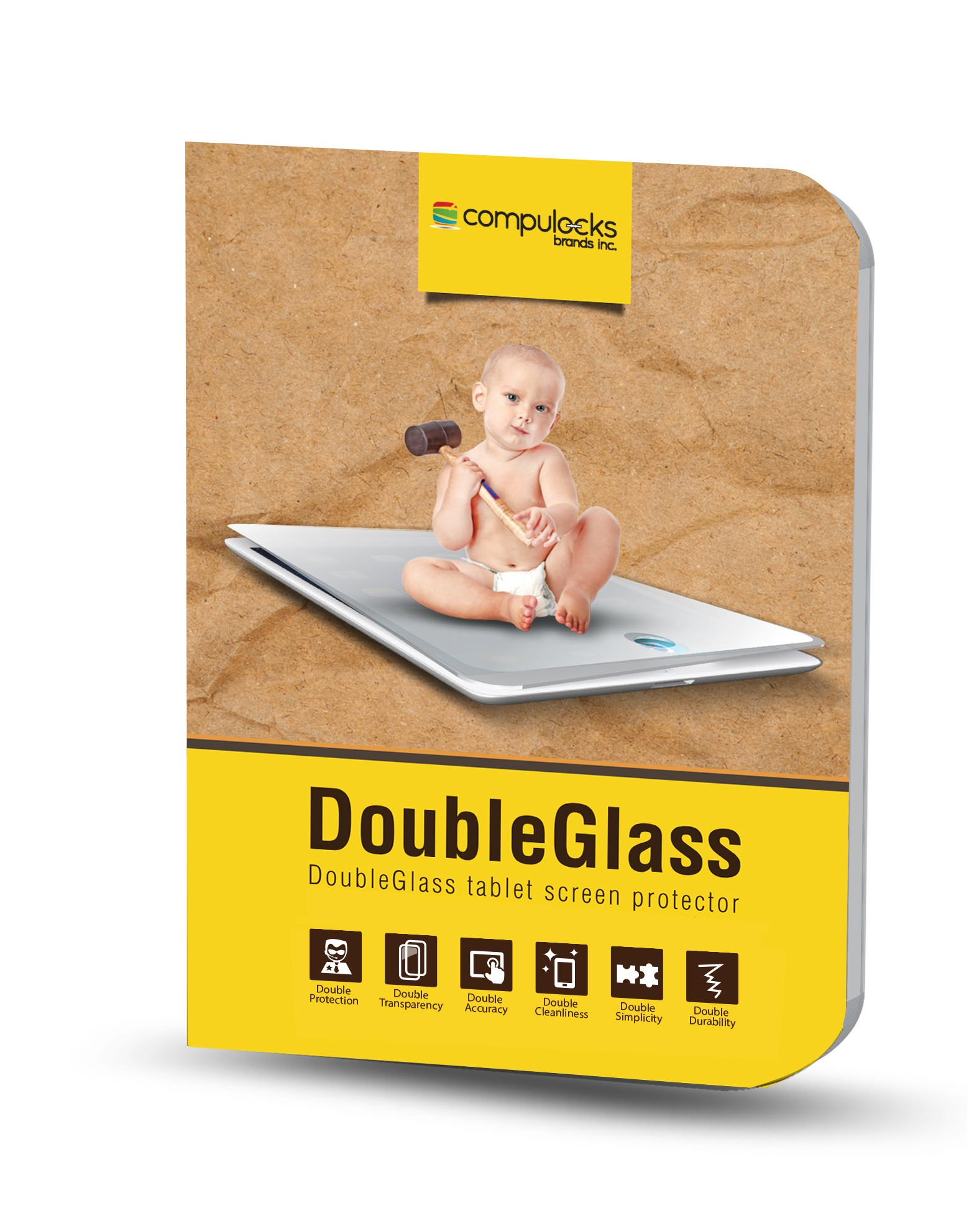Maclocks DGSSRFP518 Clear New Surface 3 1pc(s) screen protector