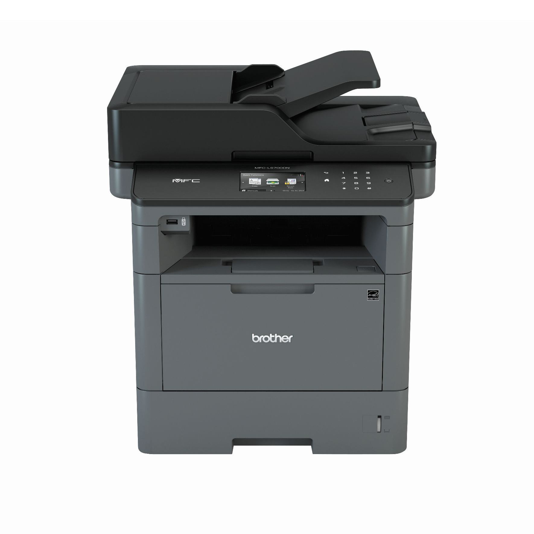 Mfc-l5700dn - Multi Function Printer - Laser - A4 - USB / Ethernet