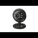 Trust SpotLight Pro cámara web 1,3 MP 1280 x 1024 Pixeles USB 2.0 Negro
