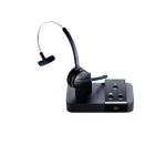 Jabra PRO 9450 Flex DECT Binaural Head-band Black headset