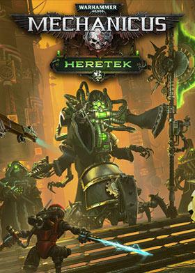 Nexway Warhammer 40,000: Mechanicus - Heretek Video game downloadable content (DLC) PC/Mac/Linux Español