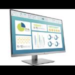 "HP EliteDisplay E273 pantalla para PC 68.6 cm (27"") Full HD Flat Black,Silver"