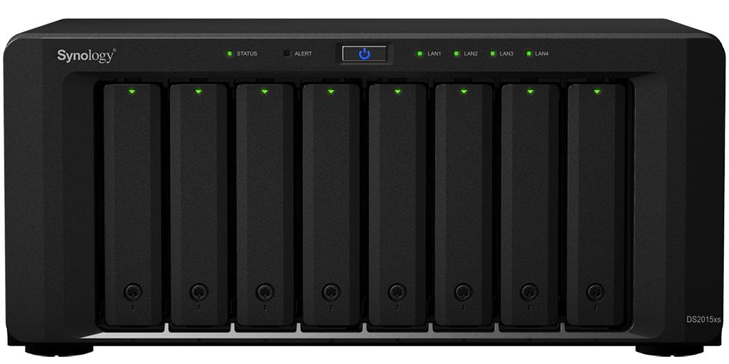 Synology DS2015XS storage server