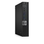 DELL OptiPlex 3040 2.5GHz i5-6500T 1.2L sized PC Black Mini PC